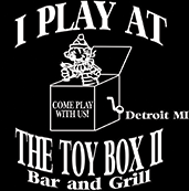 I play at Toy Box II